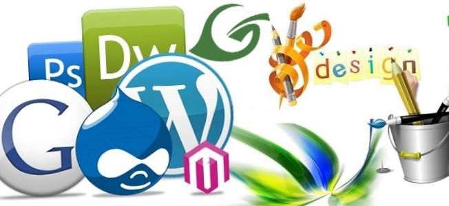 طراحی وب سایت پیشرفته تک زبانه